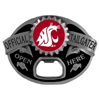Collegiate Buckle - Washington St. Cougars