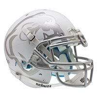 Mississippi State Bulldogs NCAA Authentic Air XP Full Size Helmet (Alternate White 1)