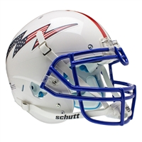 Air Force Falcons NCAA Authentic Air XP Full Size Helmet (Alternate White 3)