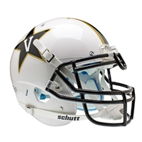Vanderbilt Commodores NCAA Authentic Air XP Full Size Helmet (Alternate White 1)