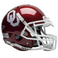 Oklahoma Sooners NCAA Authentic Air XP Full Size Helmet