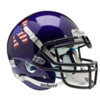 Northwestern Wildcats NCAA Authentic Air XP Full Size Helmet (Alternate 1)