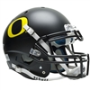 Oregon Ducks NCAA Authentic Air XP Full Size Helmet (Alternate Black w/ GD Decal 3)