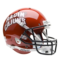 Louisiana Lafayette Ragin Cajuns NCAA Authentic Air XP Full Size Helmet
