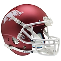 Arkansas Razorbacks NCAA Replica Air XP Full Size Helmet