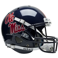 Mississippi Rebels NCAA Replica Air XP Full Size Helmet