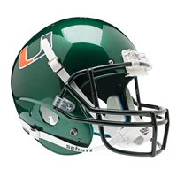Miami Hurricanes NCAA Replica Air XP Full Size Helmet (Alternate 1)