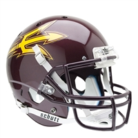 Arizona State Sun Devils NCAA Replica Air XP Full Size Helmet (Alternate Maroon 3)