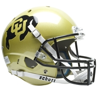 Colorado Golden Buffaloes NCAA Replica Air XP Full Size Helmet