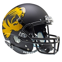 Missouri Tigers NCAA Replica Air XP Full Size Helmet (Alternate Black 1)