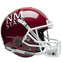 New Mexico State Aggies NCAA Replica Air XP Full Size Helmet
