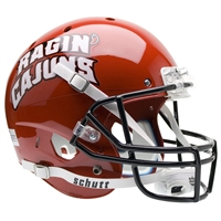 Louisiana Lafayette Ragin Cajuns NCAA Replica Air XP Full Size Helmet