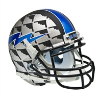 Air Force Falcons NCAA Authentic Mini 1/4 Size Helmet (Alternate B2 Bomber 4)