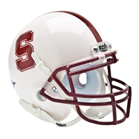 Stanford Cardinal NCAA Authentic Mini 1/4 Size Helmet