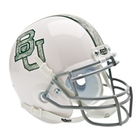 Baylor Bears NCAA Authentic Mini 1/4 Size Helmet (Alternate White Camo 1)