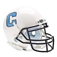 Citadel Bulldogs NCAA Authentic Mini 1/4 Size Helmet