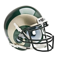 Colorado State Rams NCAA Authentic Mini 1/4 Size Helmet