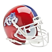 Fresno State Bulldogs NCAA Authentic Mini 1/4 Size Helmet