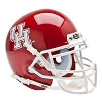 Houston Cougars NCAA Authentic Mini 1/4 Size Helmet