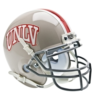 UNLV Runnin Rebels NCAA Authentic Mini 1/4 Size Helmet