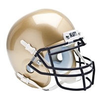 Navy Midshipmen NCAA Authentic Mini 1/4 Size Helmet