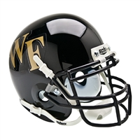 Wake Forest Demon Deacons NCAA Authentic Mini 1/4 Size Helmet