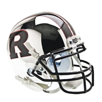 Rutgers Scarlet Knights NCAA Authentic Mini 1/4 Size Helmet (Alternate 5)