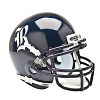 Rice Owls NCAA Authentic Mini 1/4 Size Helmet