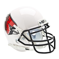 Ball State Cardinals NCAA Authentic Mini 1/4 Size Helmet