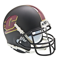 Central Michigan Chippewas NCAA Authentic Mini 1/4 Size Helmet (Alternate 1)