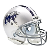 Middle Tennessee State Blue Raiders NCAA Authentic Mini 1/4 Size Helmet