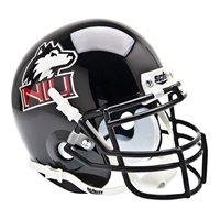 Northern Illinois Huskies NCAA Authentic Mini 1/4 Size Helmet