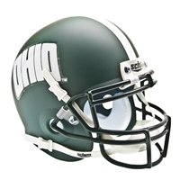 Ohio Bobcats NCAA Authentic Mini 1/4 Size Helmet (Alternate 1)