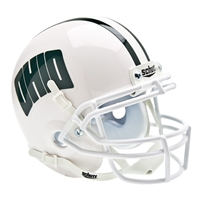 Ohio Bobcats NCAA Authentic Mini 1/4 Size Helmet