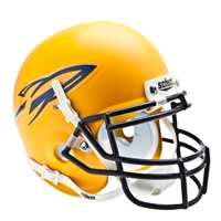 Toledo Rockets NCAA Authentic Mini 1/4 Size Helmet (Alternate 1)