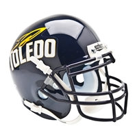 Toledo Rockets NCAA Authentic Mini 1/4 Size Helmet