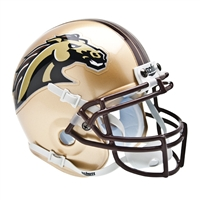 Western Michigan Broncos NCAA Authentic Mini 1/4 Size Helmet