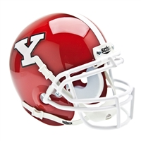 Youngstown State Penguins NCAA Authentic Mini 1/4 Size Helmet