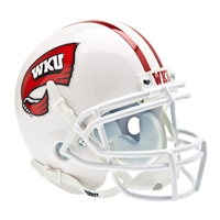 Western Kentucky Hilltoppers NCAA Authentic Mini 1/4 Size Helmet