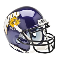 Western Illinois Leathernecks NCAA Authentic Mini 1/4 Size Helmet