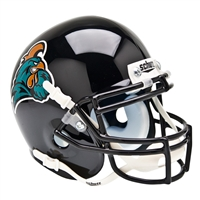 Coastal Carolina Chanticleers NCAA Authentic Mini 1/4 Size Helmet