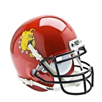 Ferris State Bulldogs NCAA Authentic Mini 1/4 Size Helmet