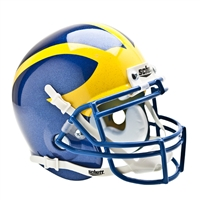 Delaware Fightin Blue Hens NCAA Authentic Mini 1/4 Size Helmet