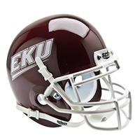 Eastern Kentucky Colonels NCAA Authentic Mini 1/4 Size Helmet