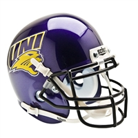 Northern Iowa Panthers NCAA Authentic Mini 1/4 Size Helmet