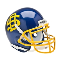 South Dakota State Jackrabbits NCAA Authentic Mini 1/4 Size Helmet