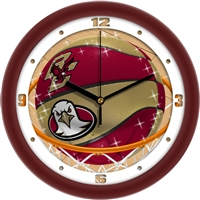 "Boston College Eagles Slam Dunk 12"" Wall Clock"