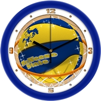 "McNeese State Slam Dunk 12"" Wall Clock"
