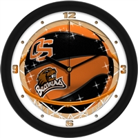"Oregon State Beavers Slam Dunk 12"" Wall Clock"