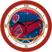 "Dayton Flyers Slam Dunk 12"" Wall Clock"